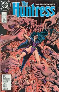 Cover Thumbnail for The Huntress (DC, 1989 series) #3