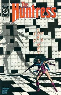Cover Thumbnail for The Huntress (DC, 1989 series) #8
