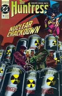 Cover Thumbnail for The Huntress (DC, 1989 series) #10