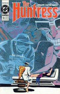 Cover Thumbnail for The Huntress (DC, 1989 series) #13