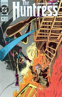 Cover Thumbnail for The Huntress (DC, 1989 series) #16