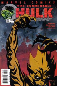Cover Thumbnail for Incredible Hulk (Marvel, 2000 series) #28 (502)