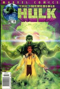 Cover Thumbnail for Incredible Hulk (Marvel, 2000 series) #32 (506) [Newsstand Edition]