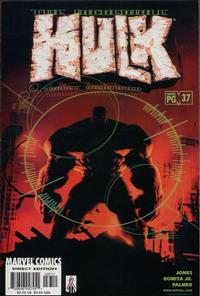Cover Thumbnail for Incredible Hulk (Marvel, 2000 series) #37