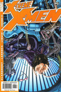 Cover Thumbnail for X-Treme X-Men (Marvel, 2001 series) #6 [Direct Edition]