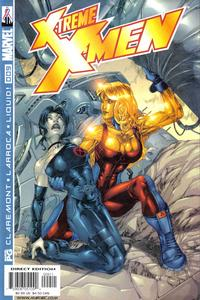 Cover Thumbnail for X-Treme X-Men (Marvel, 2001 series) #9 [Direct Edition]