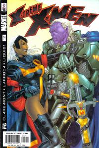 Cover Thumbnail for X-Treme X-Men (Marvel, 2001 series) #12 [Direct Edition]