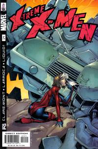 Cover Thumbnail for X-Treme X-Men (Marvel, 2001 series) #14 [Direct Edition]