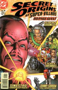 Cover Thumbnail for Secret Origins of Super-Villains 80-Page Giant (DC, 1999 series) #1