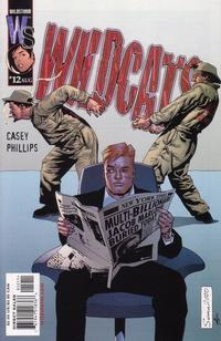 Cover Thumbnail for Wildcats (DC, 1999 series) #12