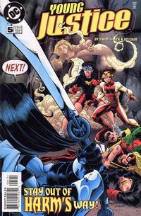 Cover Thumbnail for Young Justice (DC, 1998 series) #5