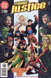 Cover Thumbnail for Young Justice (DC, 1998 series) #6