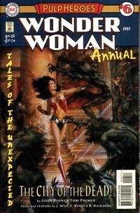 Cover Thumbnail for Wonder Woman Annual (DC, 1988 series) #6