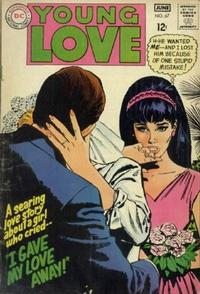Cover Thumbnail for Young Love (DC, 1963 series) #67