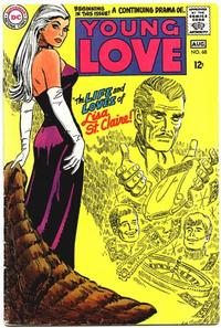 Cover Thumbnail for Young Love (DC, 1963 series) #68