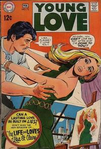 Cover Thumbnail for Young Love (DC, 1963 series) #72