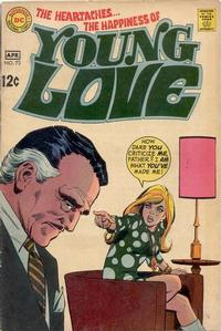 Cover Thumbnail for Young Love (DC, 1963 series) #73