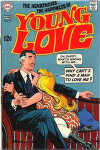 Cover Thumbnail for Young Love (DC, 1963 series) #74