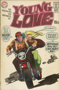 Cover Thumbnail for Young Love (DC, 1963 series) #76