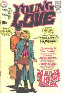 Cover Thumbnail for Young Love (DC, 1963 series) #78
