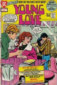 Cover Thumbnail for Young Love (DC, 1963 series) #93