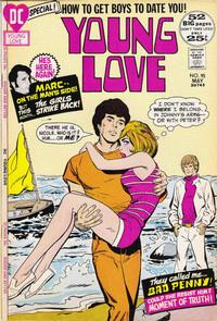 Cover Thumbnail for Young Love (DC, 1963 series) #95