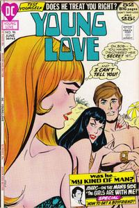 Cover Thumbnail for Young Love (DC, 1963 series) #96
