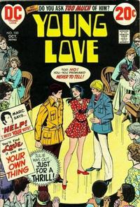 Cover Thumbnail for Young Love (DC, 1963 series) #100