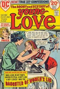 Cover Thumbnail for Young Love (DC, 1963 series) #106