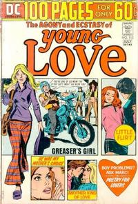 Cover Thumbnail for Young Love (DC, 1963 series) #110
