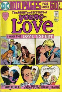 Cover Thumbnail for Young Love (DC, 1963 series) #111