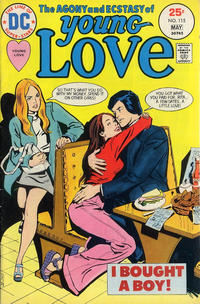 Cover Thumbnail for Young Love (DC, 1963 series) #115
