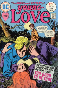 Cover Thumbnail for Young Love (DC, 1963 series) #116