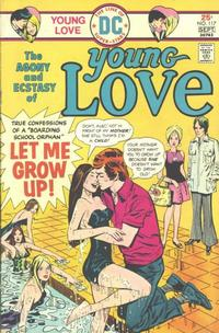 Cover Thumbnail for Young Love (DC, 1963 series) #117