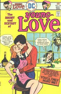 Cover Thumbnail for Young Love (DC, 1963 series) #118