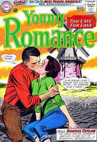 Cover Thumbnail for Young Romance (DC, 1963 series) #129