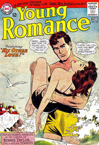 Cover for Young Romance (DC, 1963 series) #132