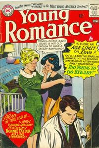 Cover Thumbnail for Young Romance (DC, 1963 series) #137