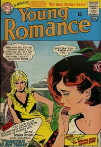 Cover Thumbnail for Young Romance (DC, 1963 series) #138