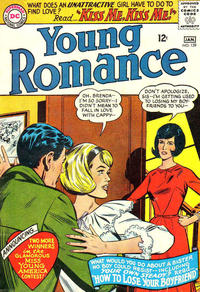 Cover Thumbnail for Young Romance (DC, 1963 series) #139