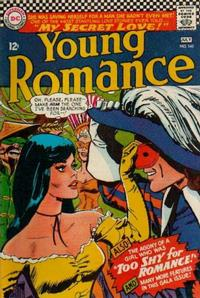 Cover Thumbnail for Young Romance (DC, 1963 series) #142