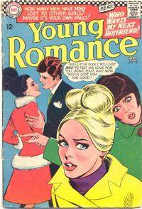 Cover Thumbnail for Young Romance (DC, 1963 series) #145