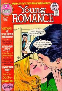 Cover Thumbnail for Young Romance (DC, 1963 series) #176