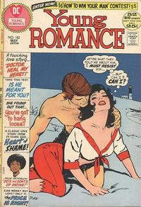 Cover Thumbnail for Young Romance (DC, 1963 series) #182