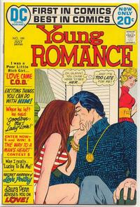 Cover Thumbnail for Young Romance (DC, 1963 series) #184