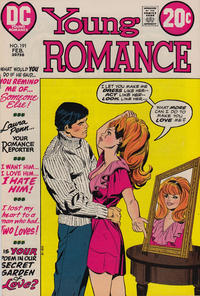 Cover Thumbnail for Young Romance (DC, 1963 series) #191