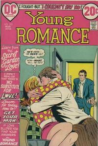 Cover Thumbnail for Young Romance (DC, 1963 series) #192