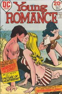 Cover Thumbnail for Young Romance (DC, 1963 series) #195