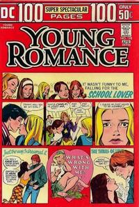 Cover Thumbnail for Young Romance (DC, 1963 series) #198