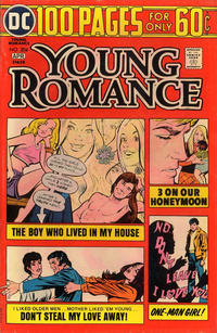 Cover Thumbnail for Young Romance (DC, 1963 series) #204